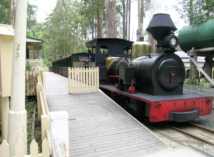 Timbertown Heritage Theme Park - Port Macquarie